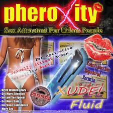 💋 XUDE! FLUID ✔ ★ 10fach Pheromone 2 ml ! TOP SEXLOCKSTOFF ! Sexparfum f. SEX ✔