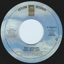 ROY ORBISON Easy Way Out ((**BRAND NEW 45 from 1979**))