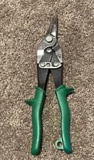 WISS M2 Tin Cutters Cut Coated Handle