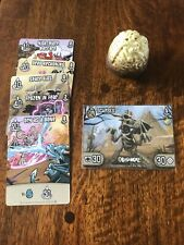 1 Dragamonz Super Series Grimwrath Scarses And Battle Cards