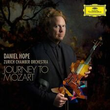 JOURNEY TO MOZART - DANIEL HOPE/ZÜRICHER KAMMERORCHESTER   CD NEUF