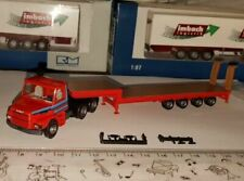 Camions miniatures multicolores Herpa