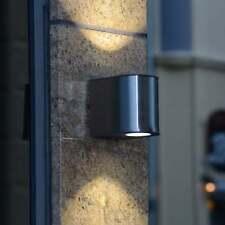 Sensore PIR LED luce parete Marine Grade in acciaio inossidabile spazzolato 3.5 LED Bianco wcool