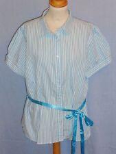 Papaya Plus Size Striped Tops & Shirts for Women