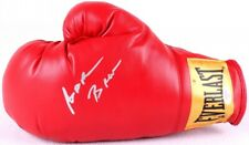 Riddick Bowe Autograph Boxing Glove Signed Red Everlast w/ PSA/DNA COA Champion