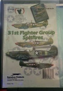 Eagle Strike EP48269 Squadron Products 31st Fighter Group Spitfires