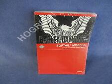 2018 Harley Davidson softail heritage fatboy night train service manual