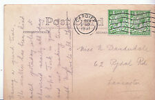 Genealogy Postcard - Family History - Dunderdale - Rydale Rd - Lancaster  A1180
