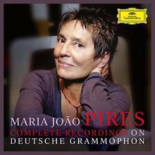 Maria Joao Pires-maria Jo Pires Complete Recordings on De CD