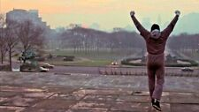 Rocky Film Script Screenplay. Sylvester Stallone, Burgess Meredith, Talia Shire.