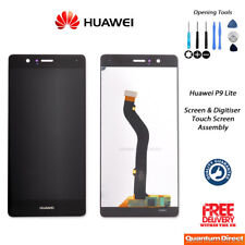 NEW Huawei P9 Lite Replacement LCD Touch Screen Digitiser Assembly w/Tools BLACK