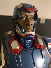 Play Imaginative IRON PATRIOT 1/4 Scale Die Cast Iron Man - Not Hot Toys