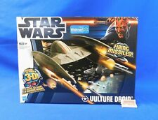 Vulture Droid Vehicle Star Wars 2012 Hasbro Sealed in Box Walmart Exclusive