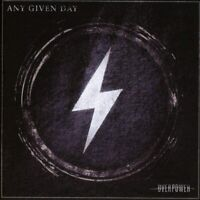 ANY GIVEN DAY : OVERPOWER - BRAND NEW & SEALED CD^