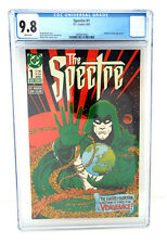 THE SPECTRE #1 1987 CGC 9.8 NM/MT Moench Colan