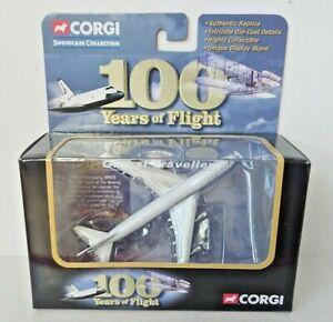 Corgi 100 Years of Flight CS90139 Boeing 747 Pan-Am NEW
