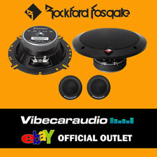 Rockford Fosgate Prime R16-S - 6' 2-Way Component Speakers 80 Watts