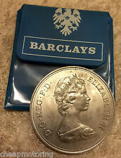 ELIZABETH AND PHILIP 20 NOVEMBER 1947 - 1972 Commemorative coin