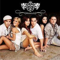 Rbd : Rebels CD