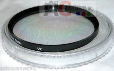 55mm UV Safety Filter For Sony A330 A380 55-200mm Lens 55UV Circualr Merkury