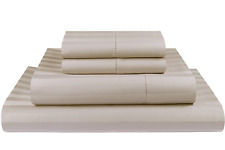 Threadmill Home Linen 500 Thread Count 100% Extra-Long Staple Cotton Sheet Set,