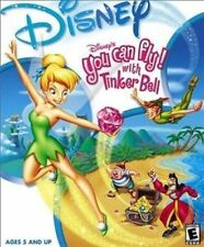 You Can Fly With Tinker Bell (PC, 2002, *DISC ONLY*) Usually ships in 12 hrs!!!