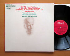Wilhelm Furtwangler Brahms Schumann Furtwangler Edwin Fischer EMI 1C 047-01 415