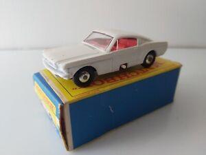 Matchbox - Ford Mustang - Series nº 8 - Lesney Toys - 1:64