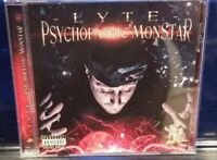 Lyte - Psychopathic Monstar CD RED insane clown posse records twiztid juggalo