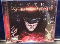 Lyte - Psychopathic Monstar CD RED insane clown posse records twiztid juggalo