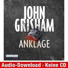 Hörbuch-Download (MP3) ★ John Grisham: Anklage