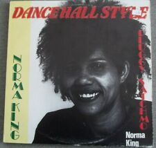 Norma King, Pluggy Satchmo‎–Dance Hall Style,Vinyl, LP, Album, Zion Love‎–NK.001