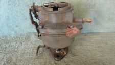 Rochester B 1 Barrel Carburetor 7015011 1960 1961 1962 Chevy 261 6 Cyl Used