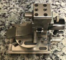 J&S Fluid Motion Radius Angle Wheel Dresser In Original Case