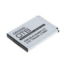Akku für Sony Ericsson K200i K600i K610i K750i Z300 Z520i Battery für BST-37