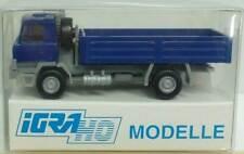 IGRA Nr.936 Tatra 815 Hochbordpritschen-Lkw (kobaltblau) - OVP