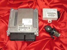 BMW E53 X5'ies 3.0d M57N Diesel Engine ECU SET CONTROL UNIT DDE EWS 4.3 LOCK KEY
