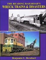 The Reading Railroad's WRECK TRAINS & DISASTERS (1890 - 1976) 350+ Photos (NEW)
