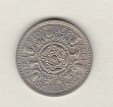 More details for 1957 elizabeth ii florin in mint condition or very near