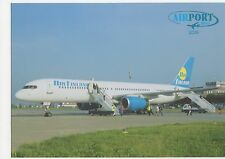 Air Finland Boeing 757-200 Aviation Postcard, B007