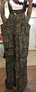 Diamondback Realtree Men's Insulated Bib Overalls - 2XL Tall