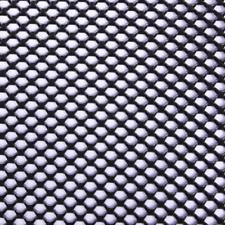 Sheet Metal Aluminum Black Expandable For Window Security Plumbing 24 X 48 In