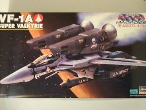 Hasegawa 1/72 VF-1A SUPER VALKYRIE Fighter Model Kit NEW from Japan