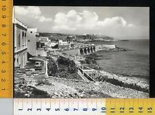 12586] LECCE - MARINA DI LEUCA - PANORAMA E PONTE LITORANEA _ 1967