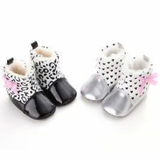 Unbranded Girls' Leather Baby Boots