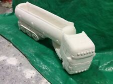 LATEX ONLY MOULD LORRY PLANTER 85CM LONG ORNAMENT MOULD