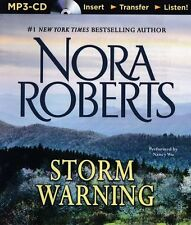 Nora ROBERTS / STORM WARNING  [ Audiobook ]
