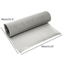 Micron Cloth Screen Stainless Steel Filter 100 Mesh 90*30cm Woven Wire Sheet