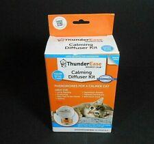 ThunderEase Cat Calming Pheromone Diffuser Kit - Reduce Scratching Nib