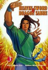 HEAVEN SWORD and DRAGON SABRE #3 Graphic Novel